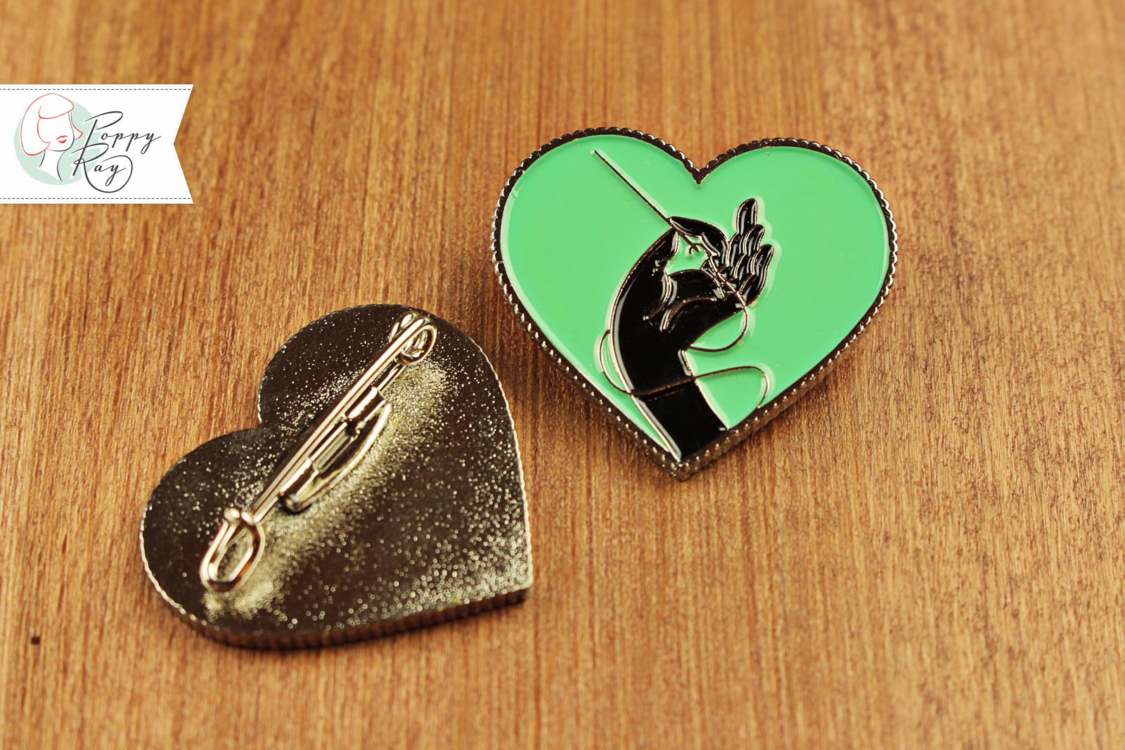 Pin Handmade