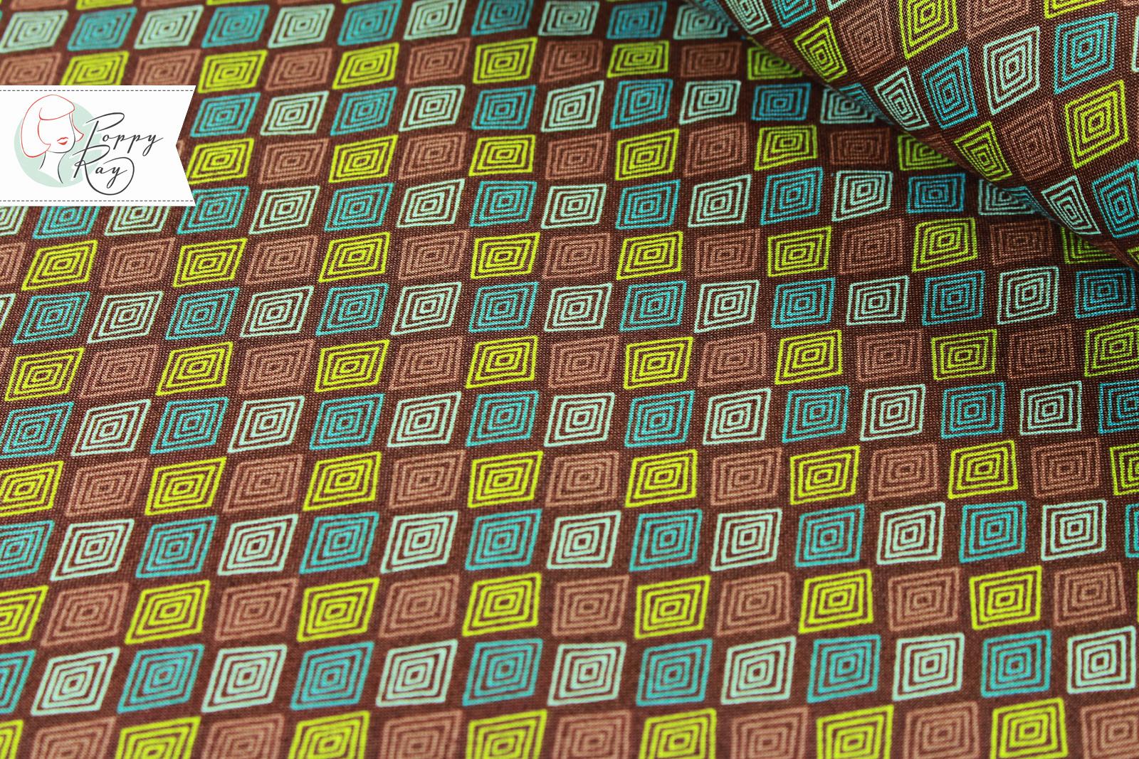 Marcus Fabrics Rauten Vintage