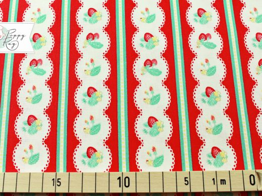 Penny Rose strawberry vintage
