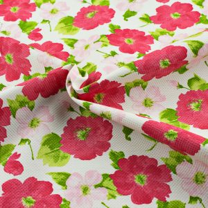 vintage Blumen piqué