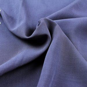Viskose vintage blau