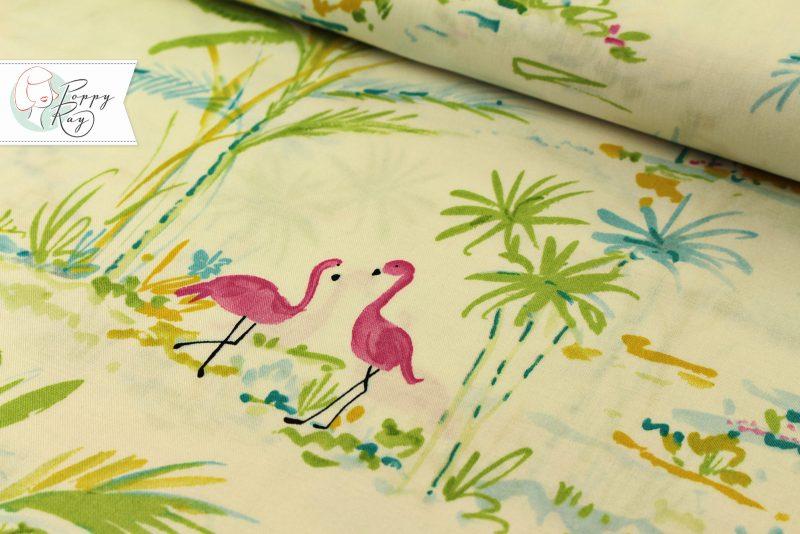 Free Spirit Flamingo weiß