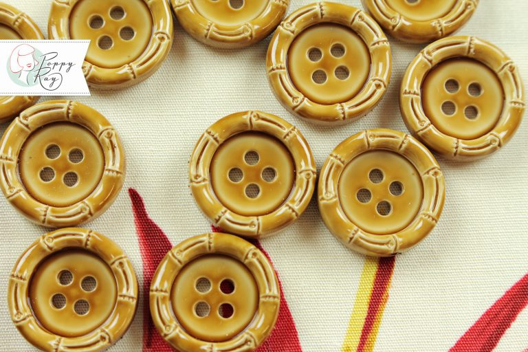 button bamboo style