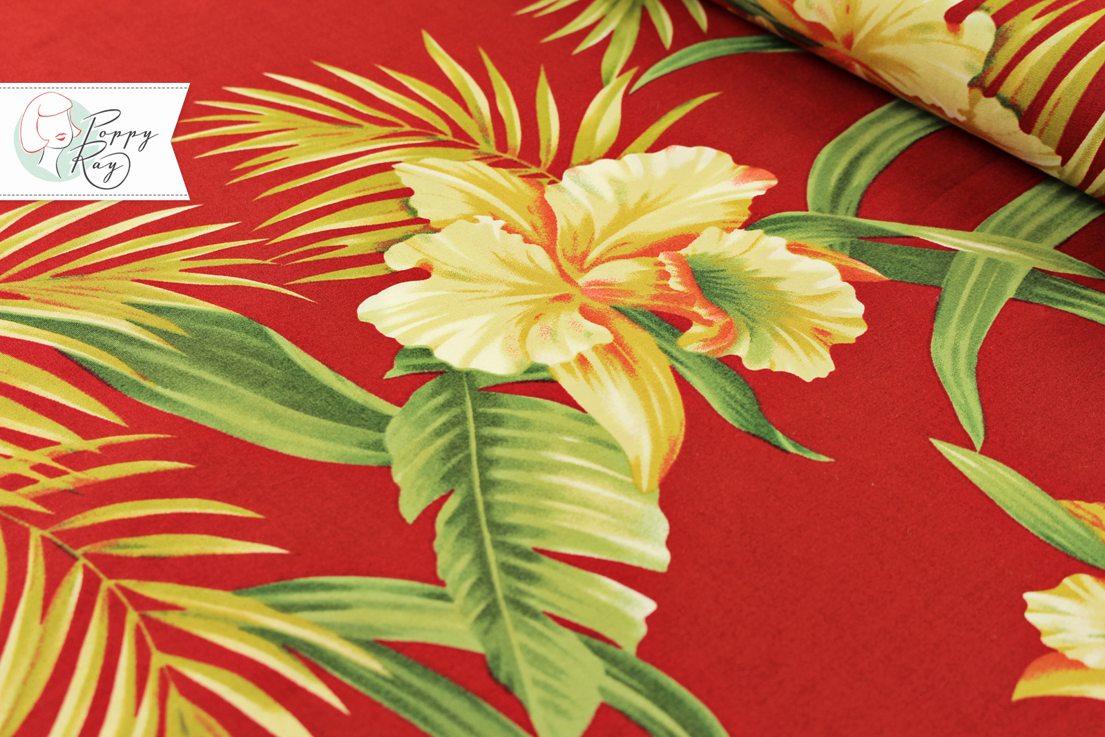 Hawaii Blumen rot