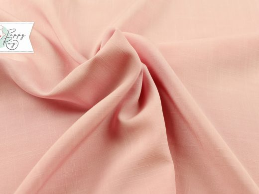 Rayon pink vintage