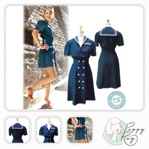 Wearing History Sailor Girl
