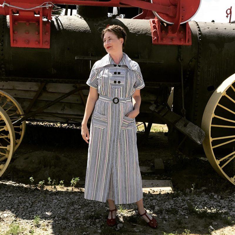 Wearing History Gina