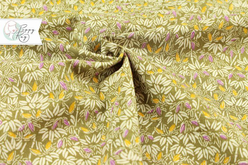 Bambus Blätter Vintage