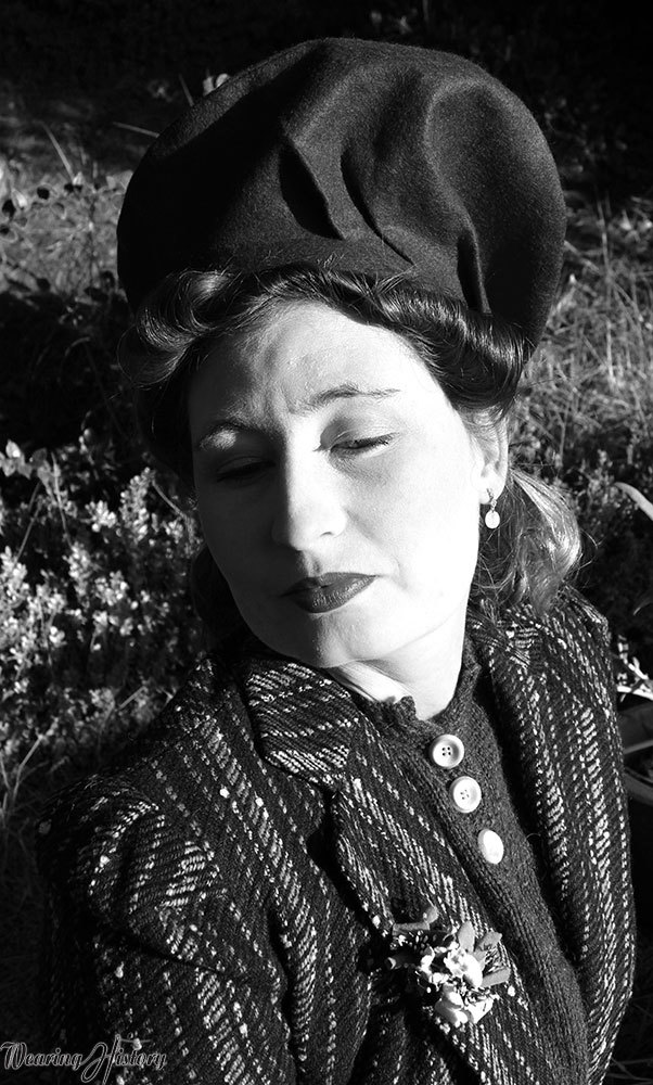 Wearing History 1940s Hats