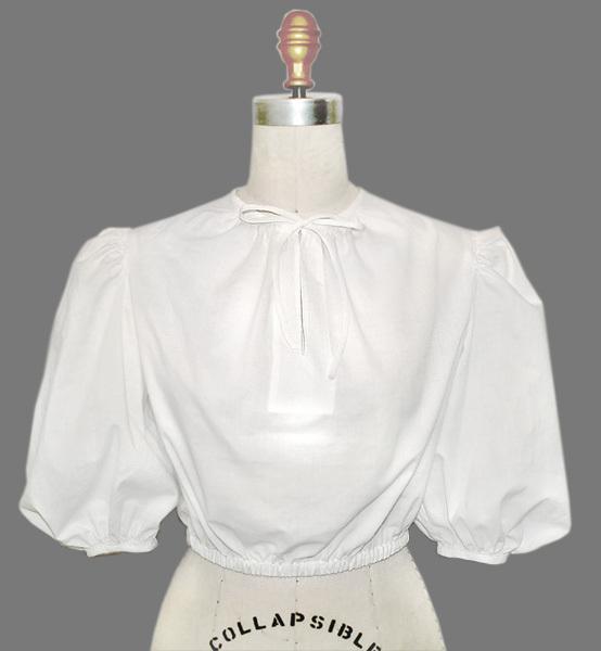 Wearing History 1930er Trägerkleid, Top und Bluse