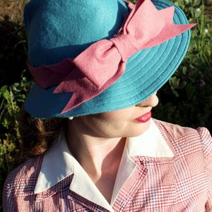 Wearing History 1940s Hats