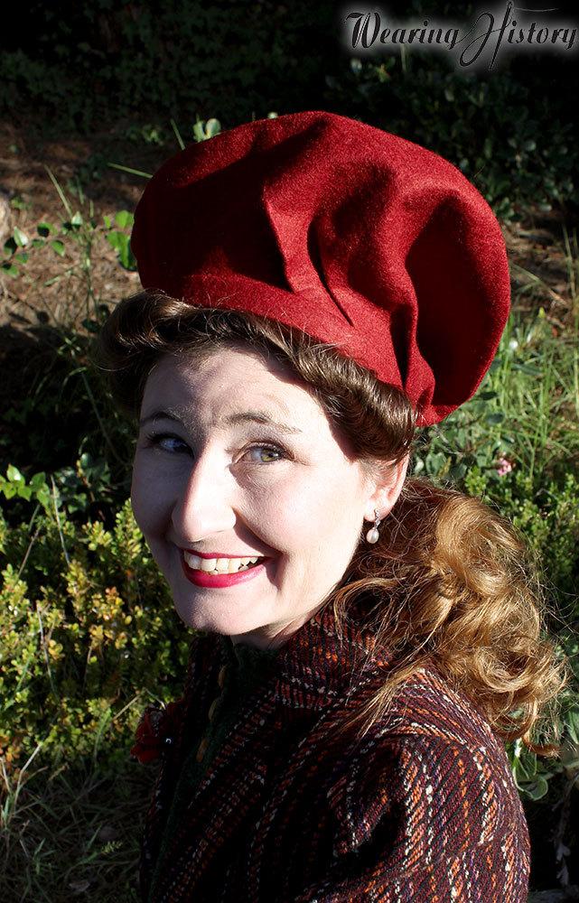 Wearing History 1940s HatsWearing History 1940s Hats
