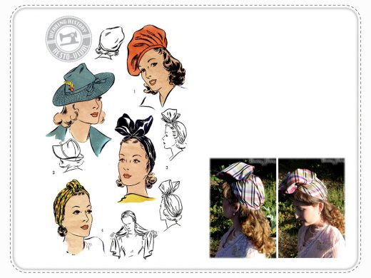 1940s Hats Wearing History