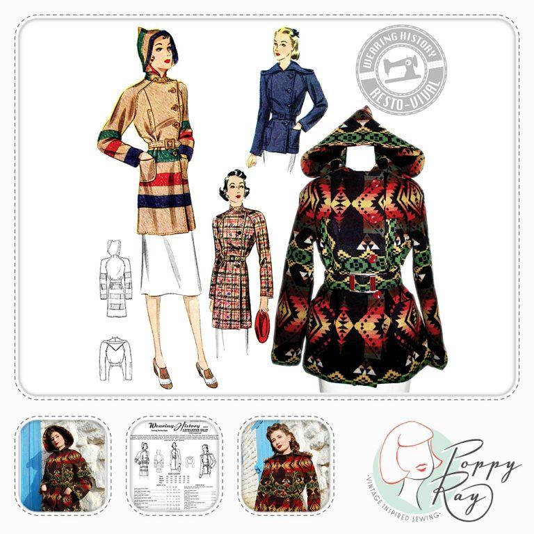 Wearing History Ahwahnee Coat