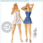 Wearing History Bathing Beauty Jumpsuit