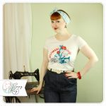 Selfmade Lady Shirt Vintage