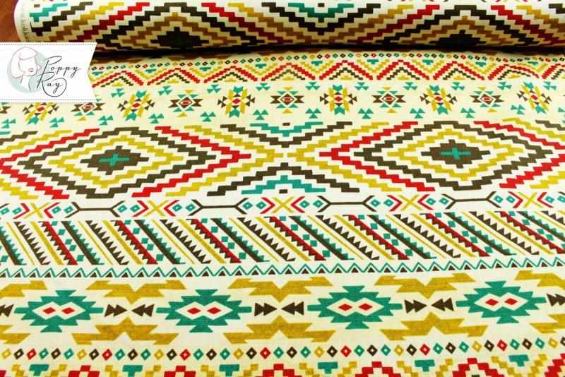 Kokka Baumwolle Navajo