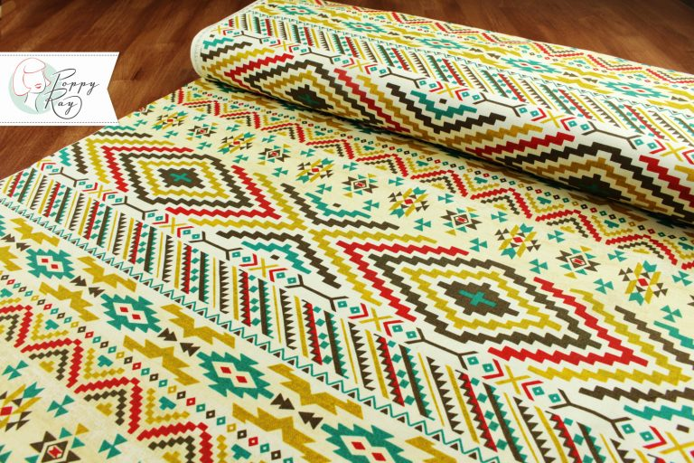 Kokka cotton Navajo