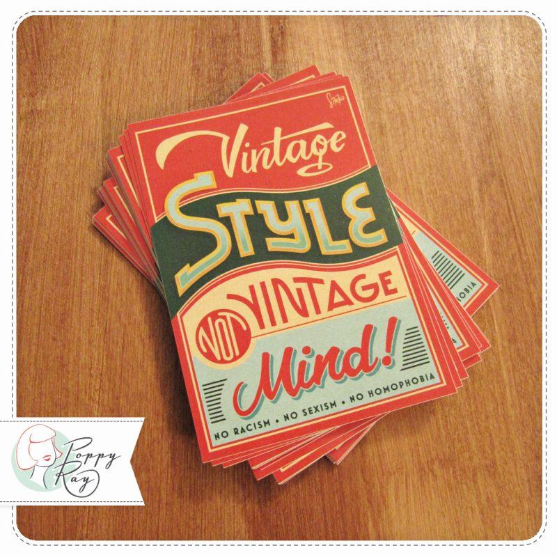 Vintage Sticker