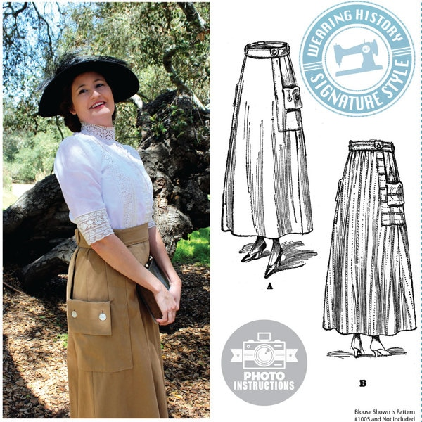 Evelyn Skirt 1917