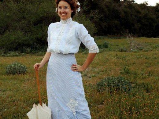 Cordelia Skirt 1910
