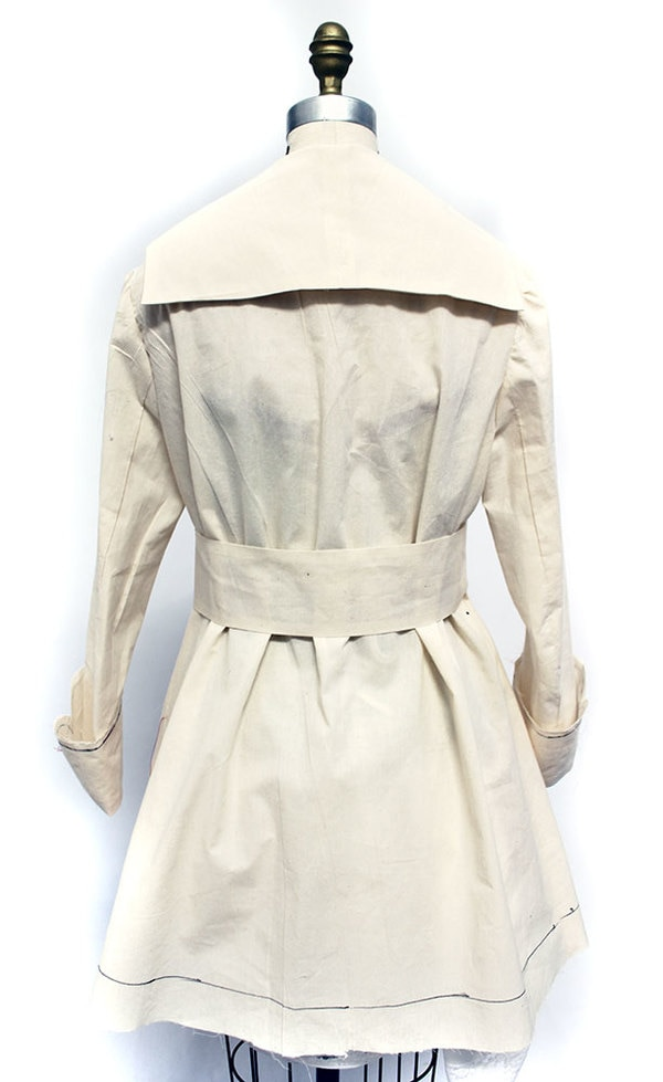 1910s Suit- Jacket- Skirt- Pattern Circa 1916