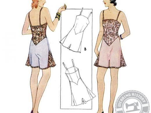 Gigi 1930s Underwear