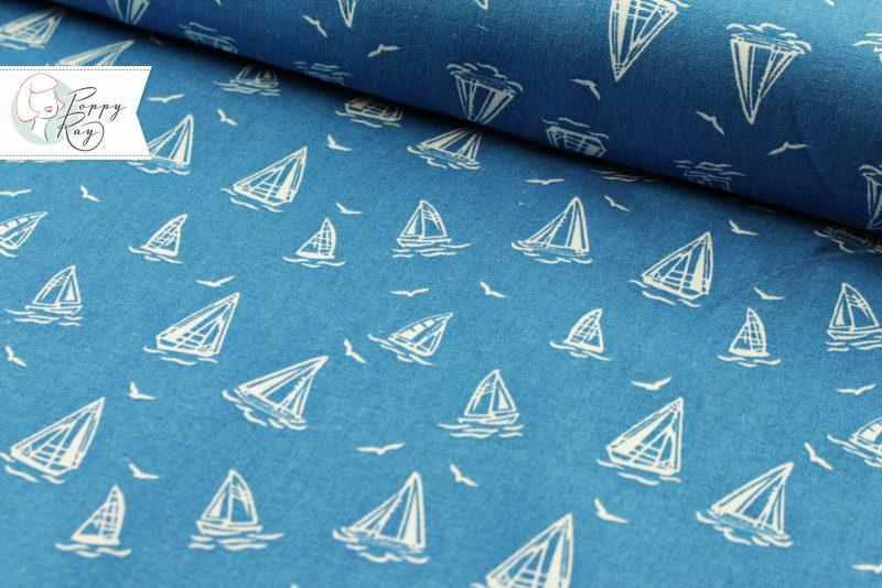 Baumwolle Boote maritim