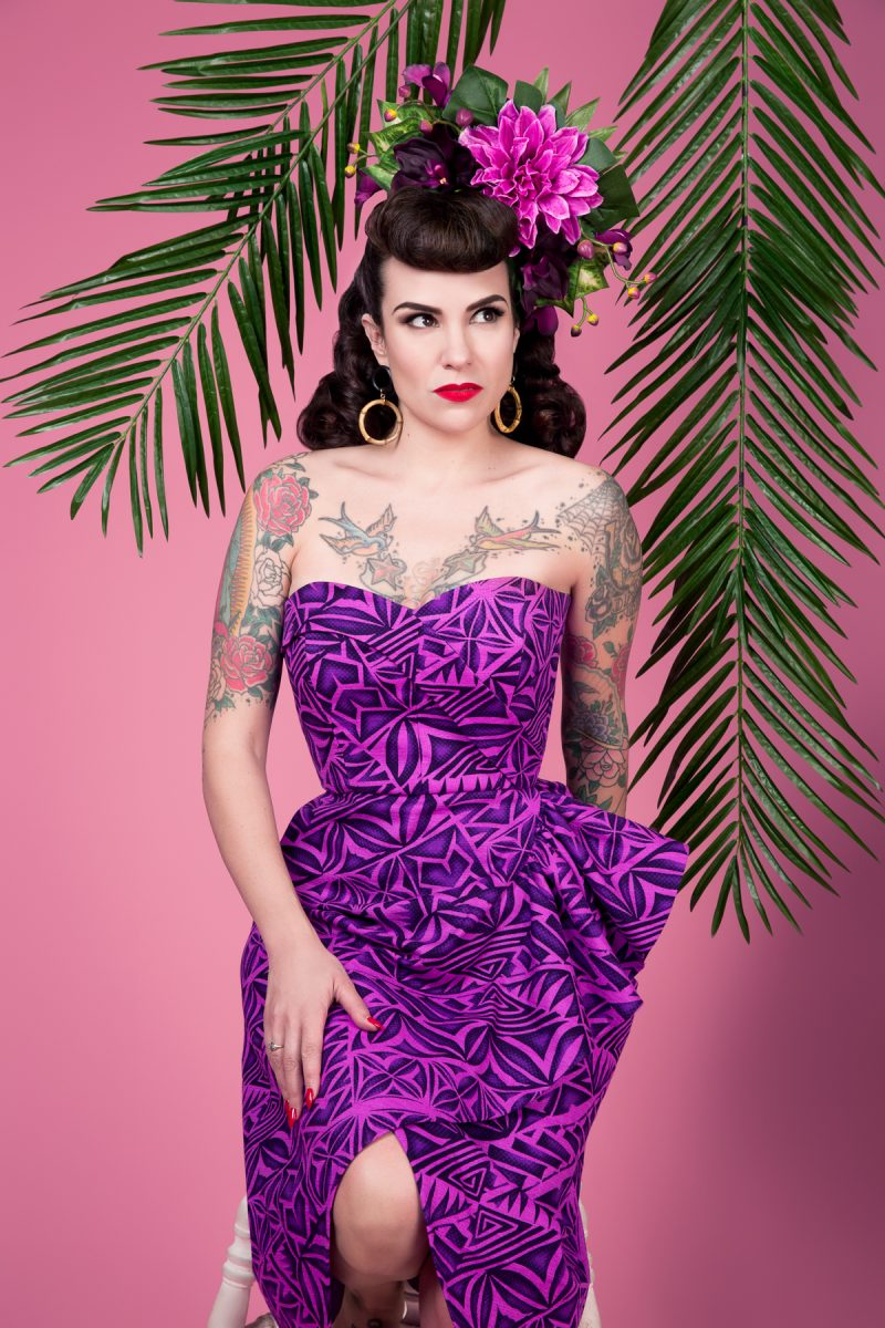 Charmpatterns Gertie Lamour Dress