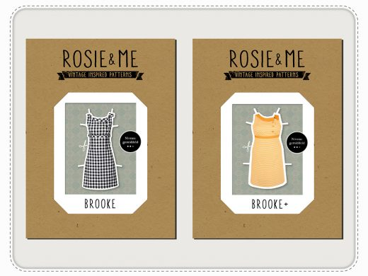 Rosie and me Vintage patterns