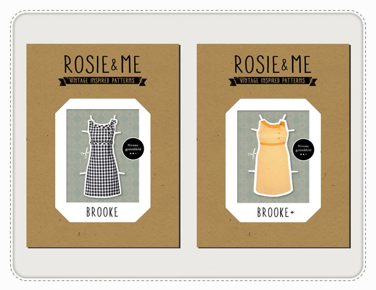 Rosie and me Vintage patterns