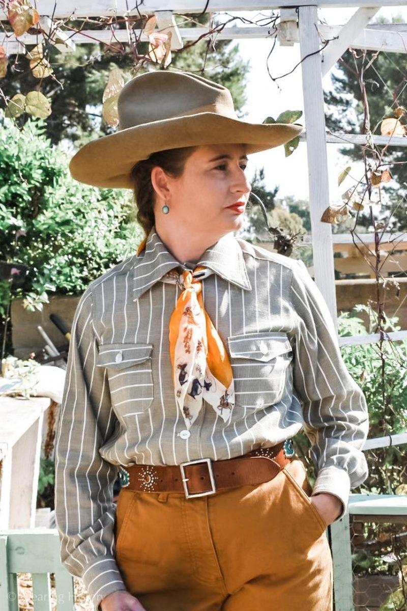 Wearing History Montana Vintage 40er
