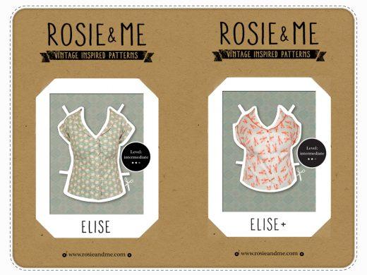 Rosie and me Elise