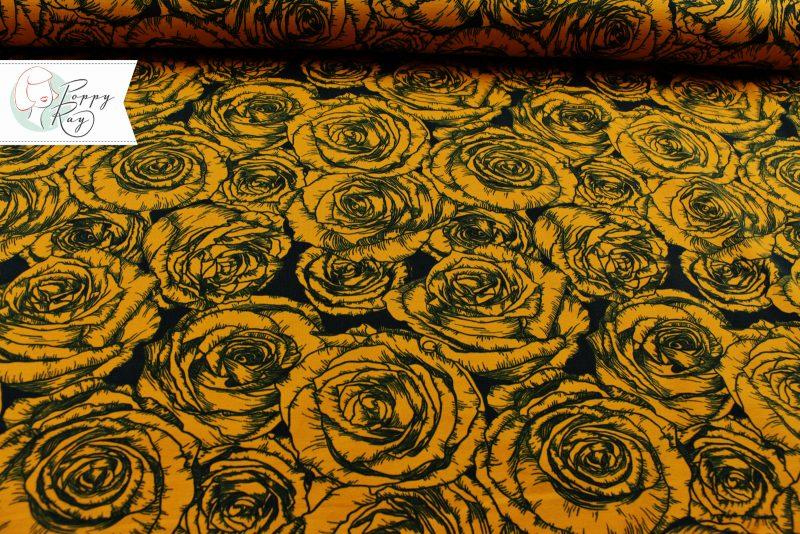 Jersey Vintage Rose
