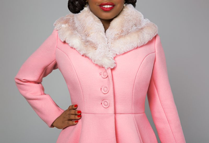 Charm Patterns Princess Coat