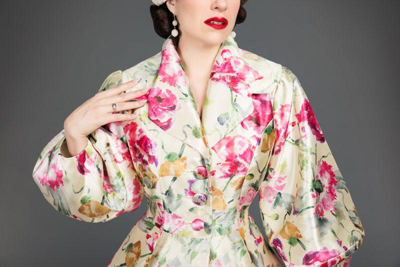 Charm Patterns Princess Coat
