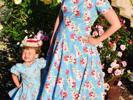 Wearing History Suzy Dress 1950