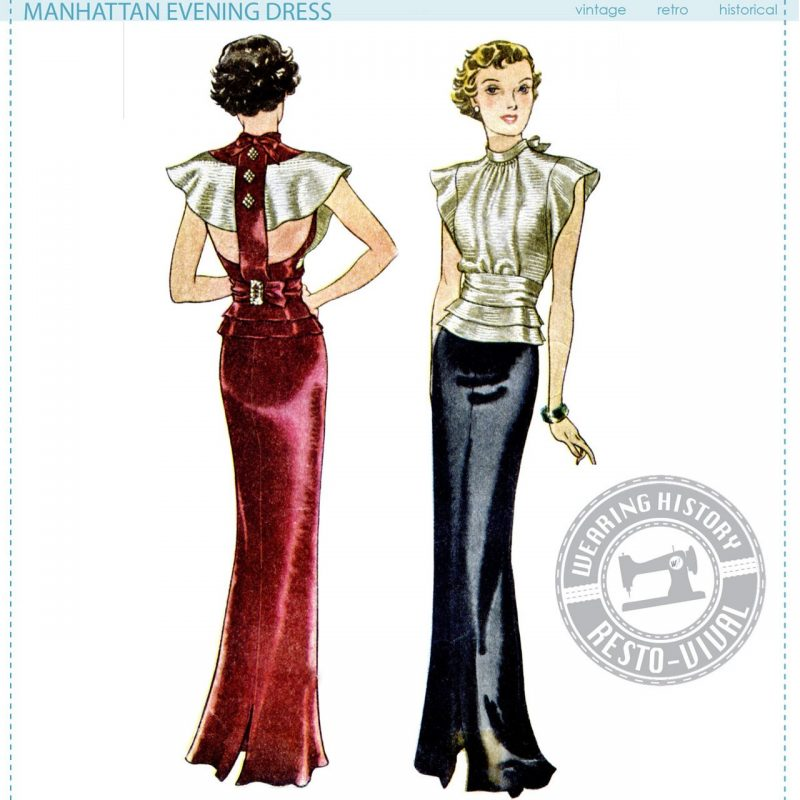 Wearing History Manhattan Art Deco